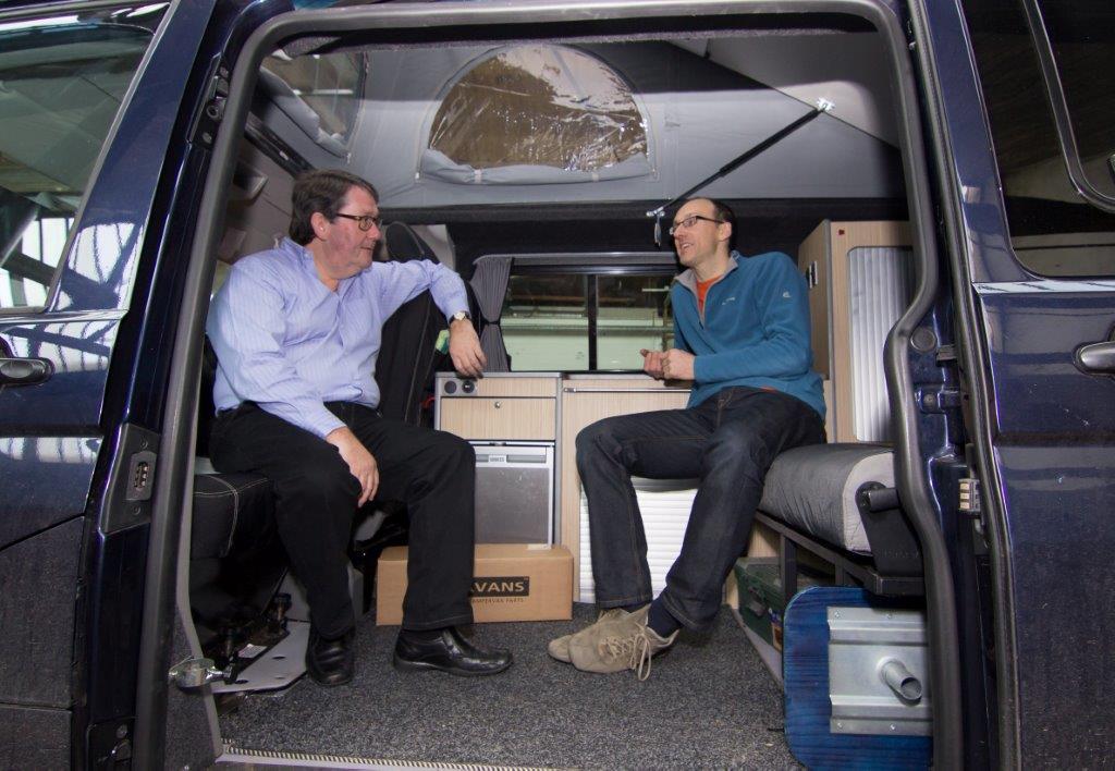 Kiravans Site Visit